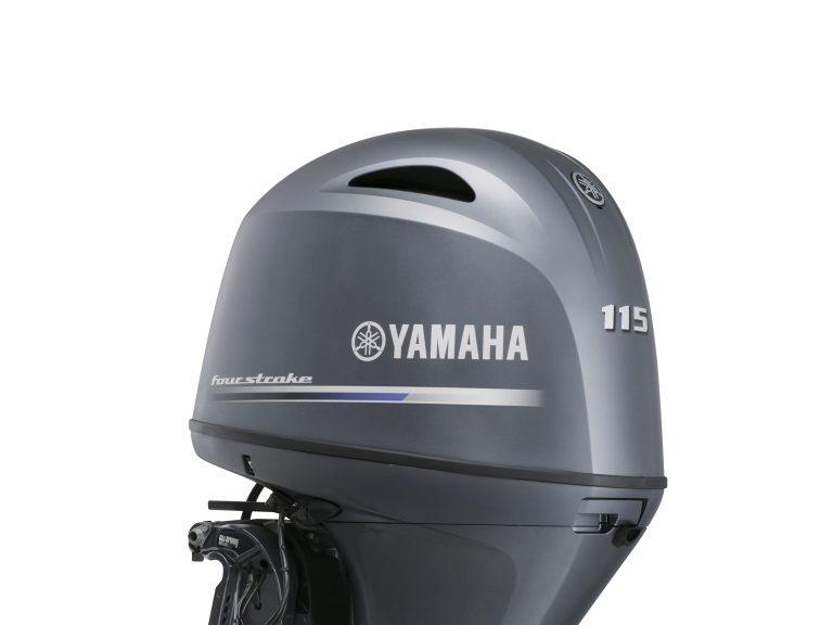 MOTEUR YAMAHA F115 BETL/X