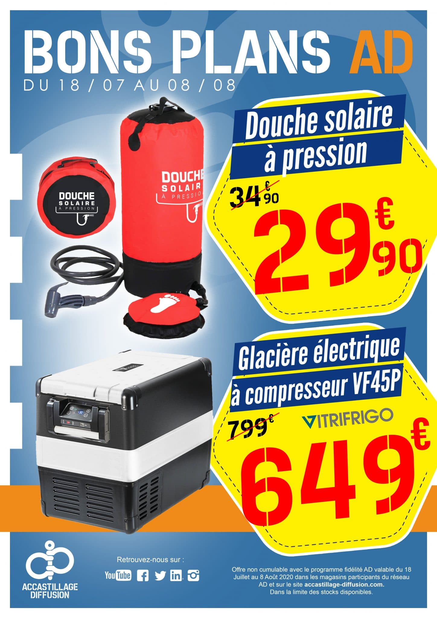 Bons Plans AD du moment